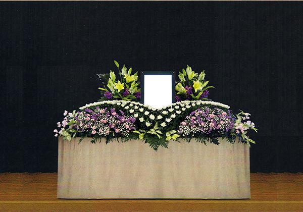 4号生花祭壇