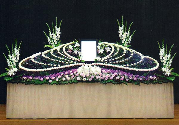 12号生花祭壇