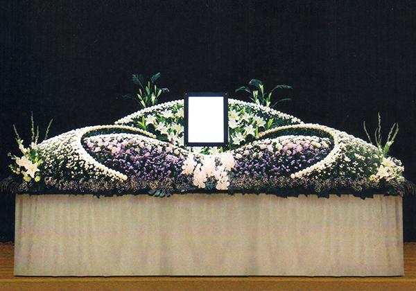 15号生花祭壇