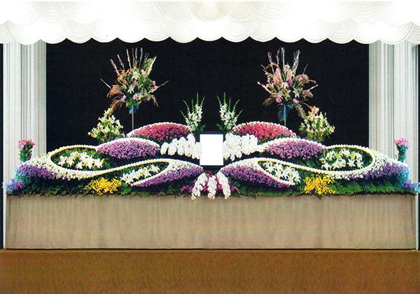 30号生花祭壇A