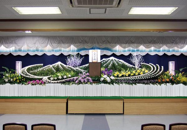 50号生花祭壇A