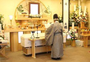 神式葬儀を家族葬で