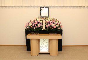 ホール3号祭壇