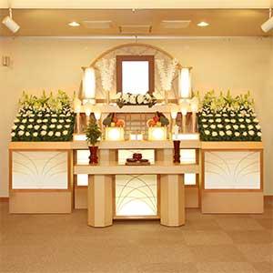 セレモニーホール 5号祭壇