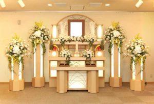 ホール6号祭壇