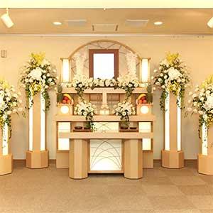 セレモニーホール 6号祭壇
