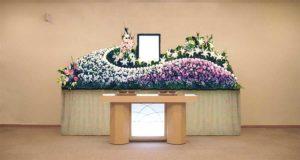 セレモニーホール 8号祭壇