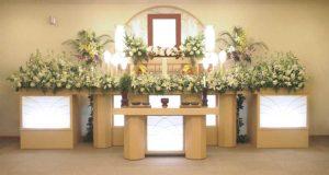 セレモニーホール 10号祭壇