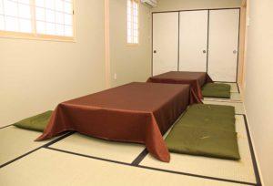 小ホール和室控室