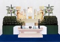 セットプラン 家族葬祭壇